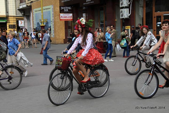 Франківськ планує встановити велорекорд