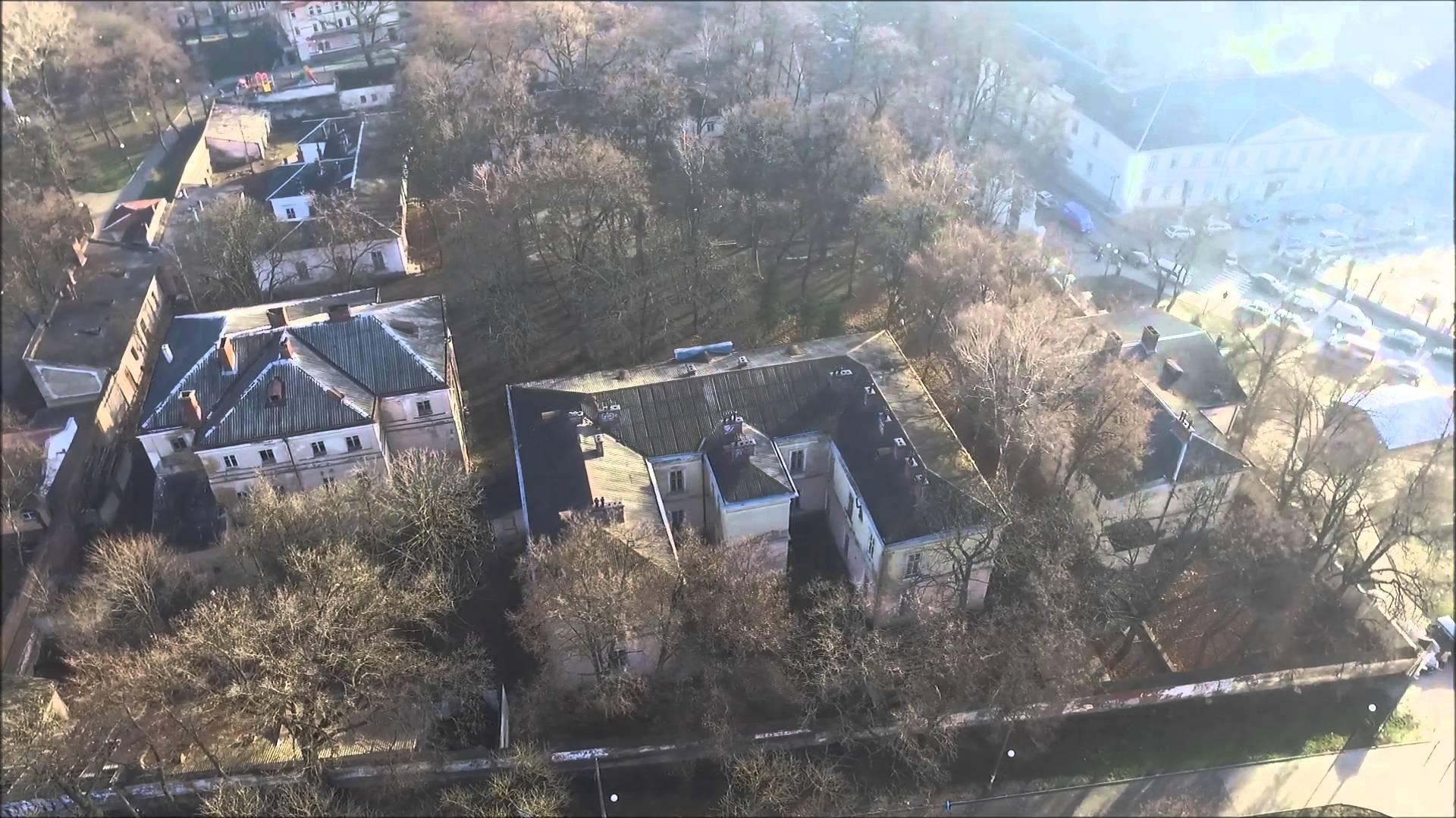 На відновлення Палацу Потоцьких у Франківську необхідно 115 мільйонів гривень