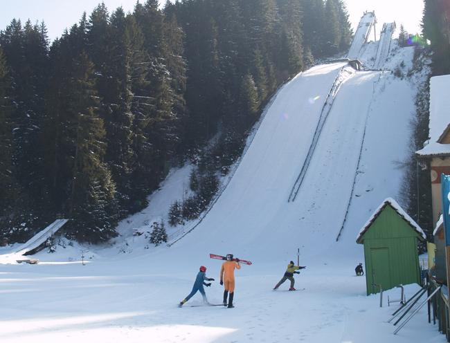 У Ворохті хочуть створити обласну комплексну дитячо-юнацьку школу із зимових  видів спорту