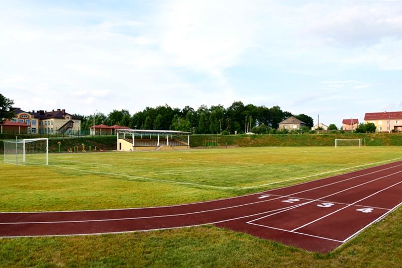 В приміському селі Угорники відкриють сучасний стадіон