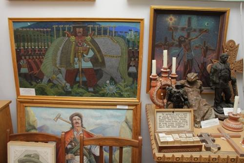 В Івано-Франківську відчинив свої двері оновлений музей Олекси ... 4eaf415b919d4