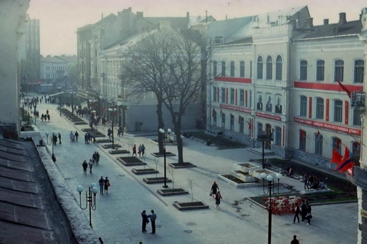 Історія міста. Літопис Івано-Франківська – 1978-1980 років
