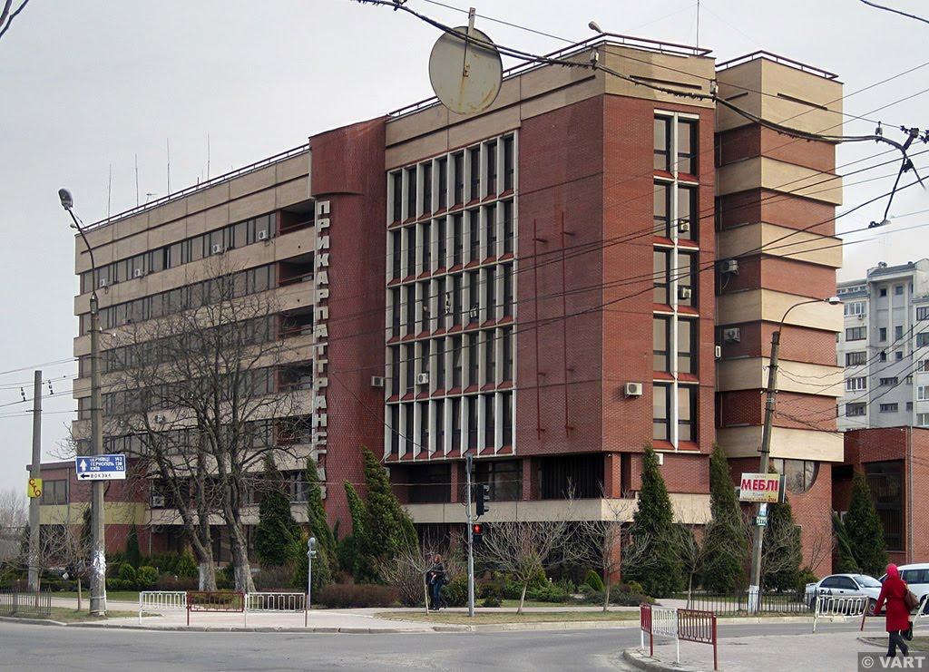 В центрі Івано-Франківська дорожній знак б'є електричним струмом