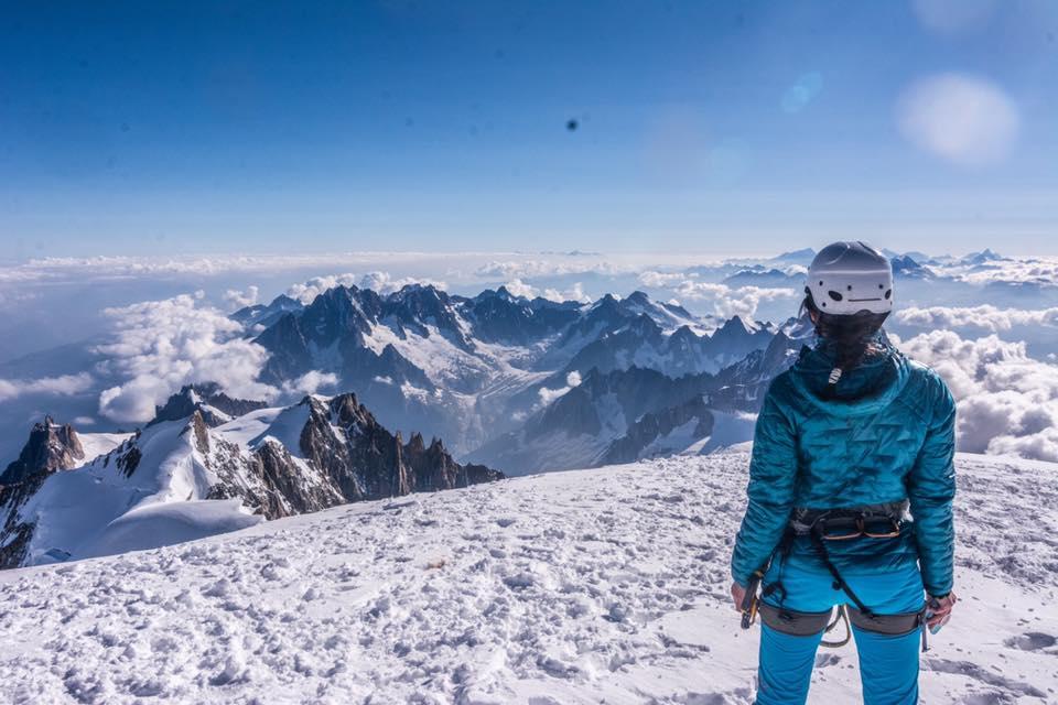 """Результат пошуку зображень за запитом """"Відома франківська лікарка Ірина Кишакевич розповіла про підкорення гори Монблан"""""""