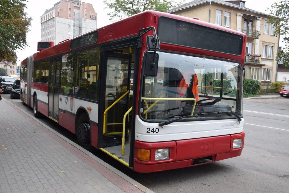"""Франківець просить """"Електроавтотранс"""" змінити напрямок руху маршруту 55"""