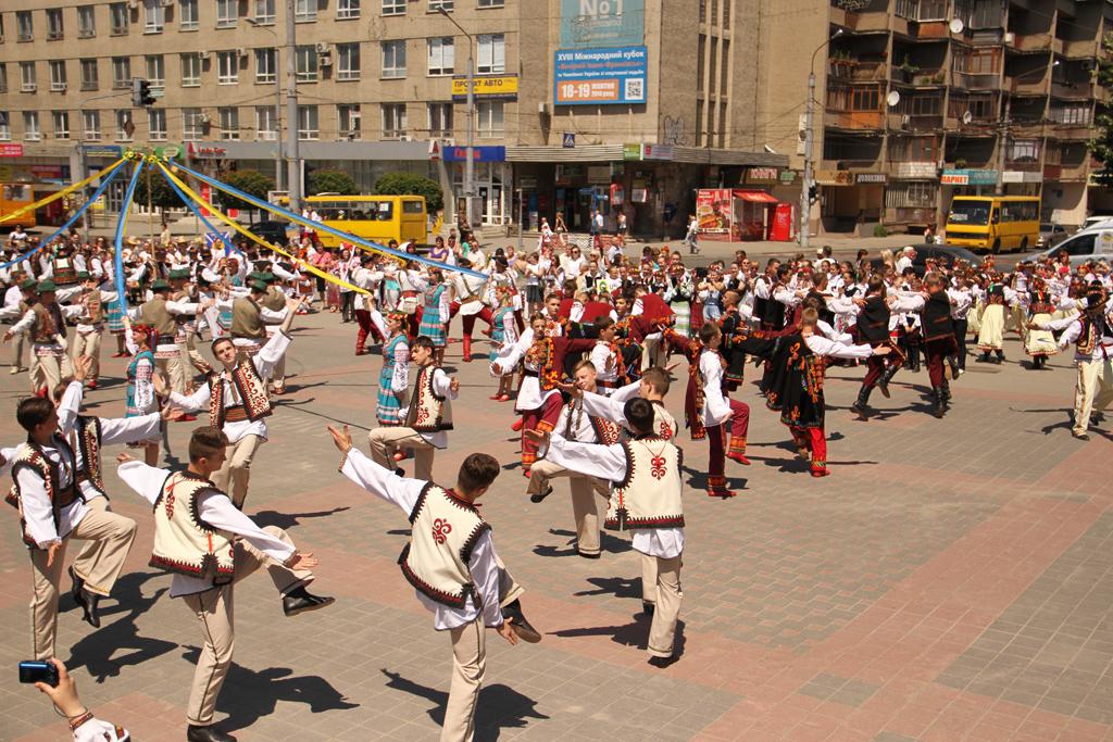 У Франківську проведуть фестиваль «Все українське на новий лад» (програма)