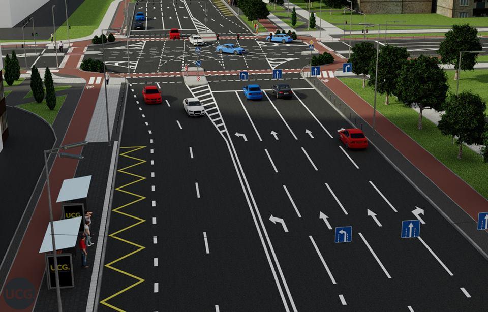 Франківцям показали, як може виглядати оновлена вулиця Івасюка (фото)