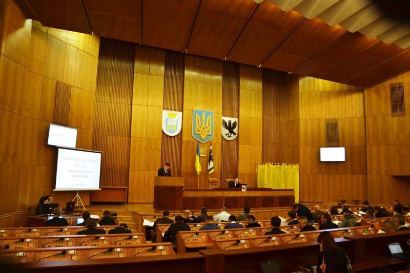 Довгоочікувана сесія Івано-Франківської міської ради відбудеться аж 14 грудня