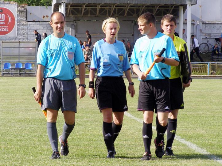 Франківський арбітр обслуговуватиме матчі Cyprus Women