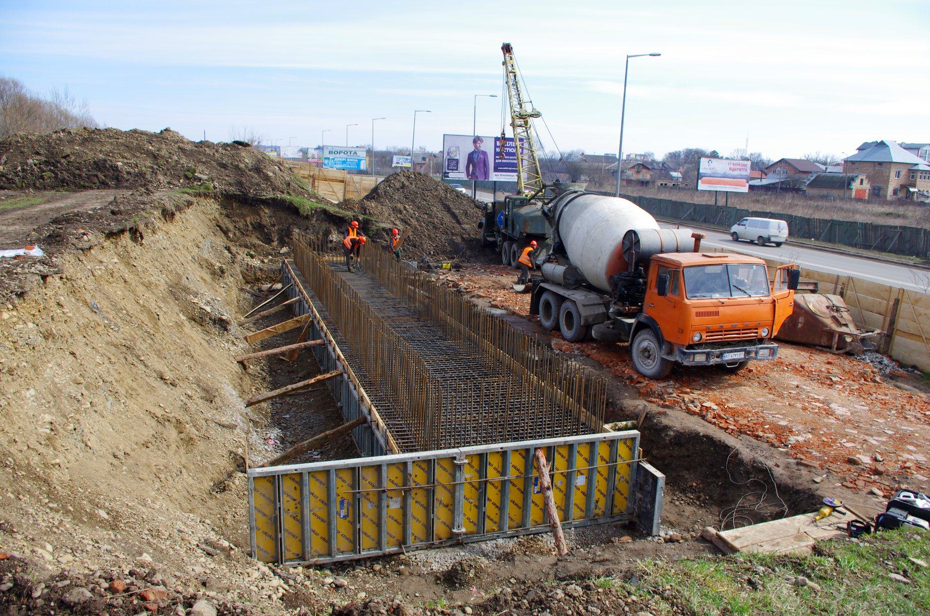 «Конструкція цього моста унікальна », – Марцінків про новий міст на Пасічну (фото)