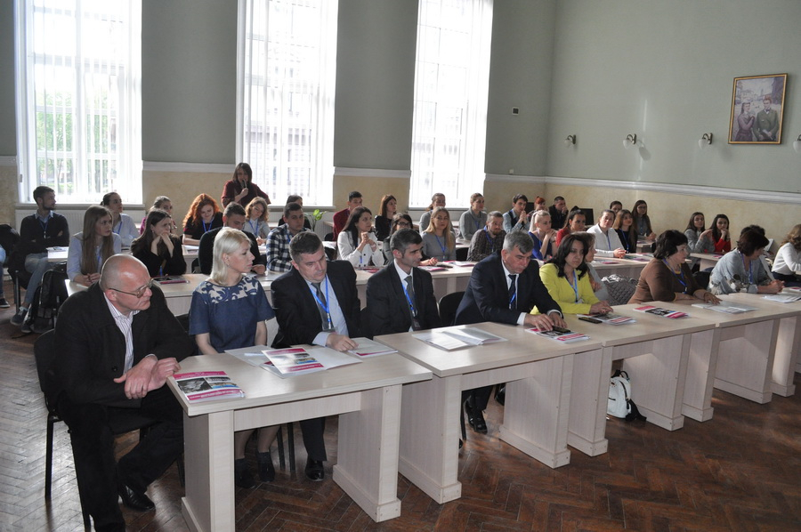 У Франківську пройшов II етап Всеукраїнської студентської олімпіади з акушерства та гінекології (фото)