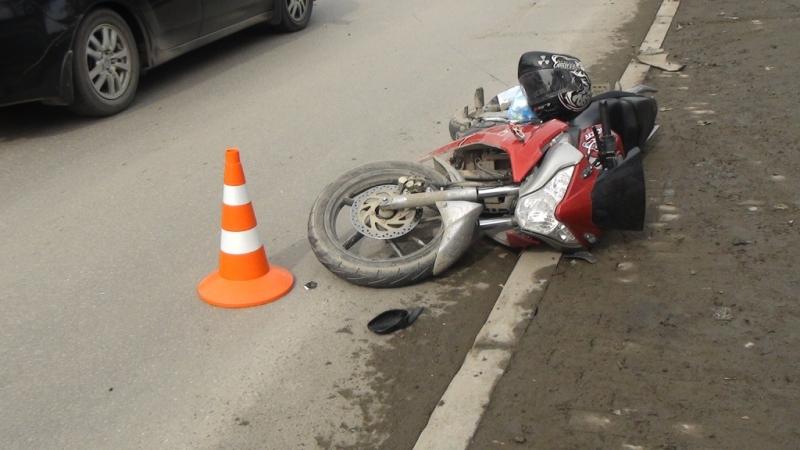 На Коломийщині мотоцикліст врізався у бетонний місток