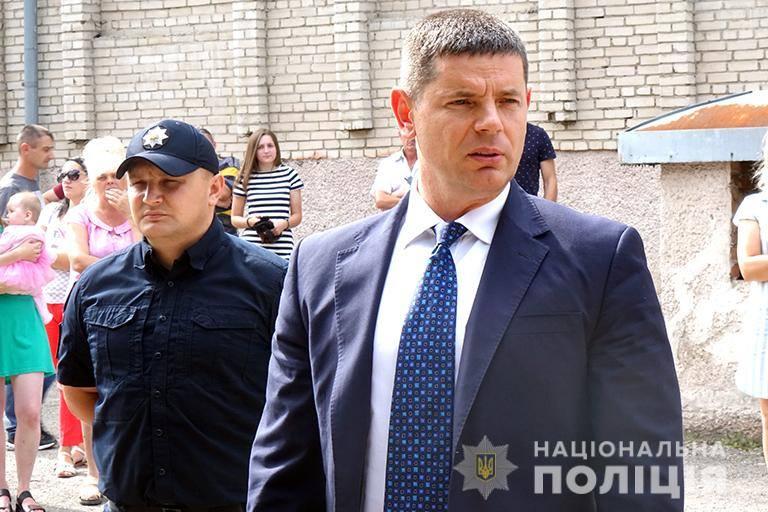 """Результат пошуку зображень за запитом """"Прикарпатські поліцейські зустріли колег зі служби на Сході"""""""