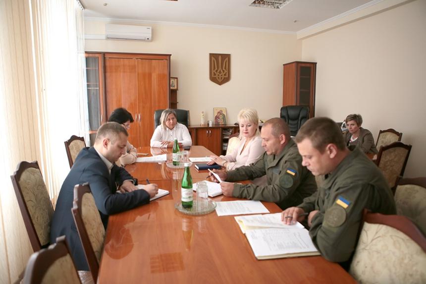 З бюджету Івано-Франківської області виділять гроші для військової частини Нацгвардії (фотофакт)