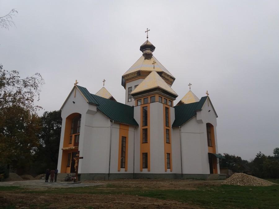 """Результат пошуку зображень за запитом """"У селі на Прикарпатті відкриють нову церкву"""""""