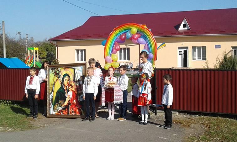 У селі на Коломийщині оновили дитячий садочок (фоторепортаж)
