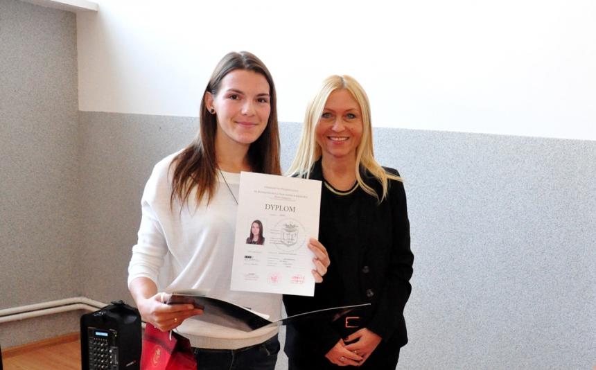 Студенти Прикарпатського університету отримали польські дипломи