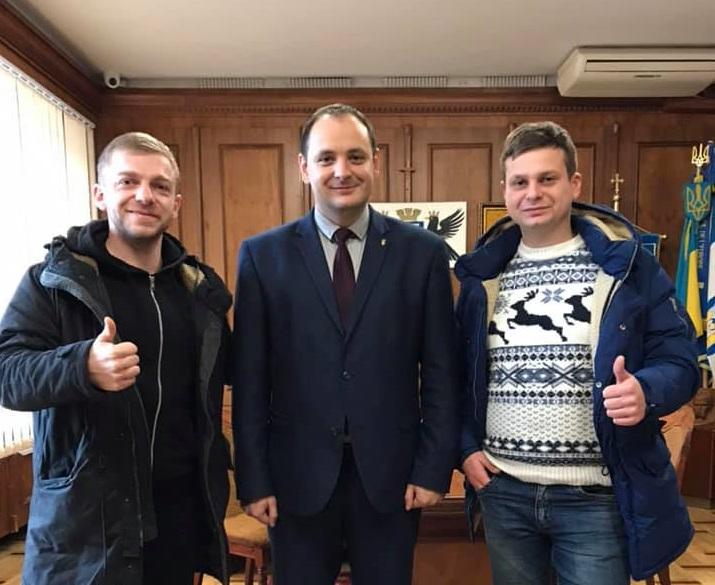 Франківський гурт запросив Руслана Марцінківа стати учасником їхнього кліпу