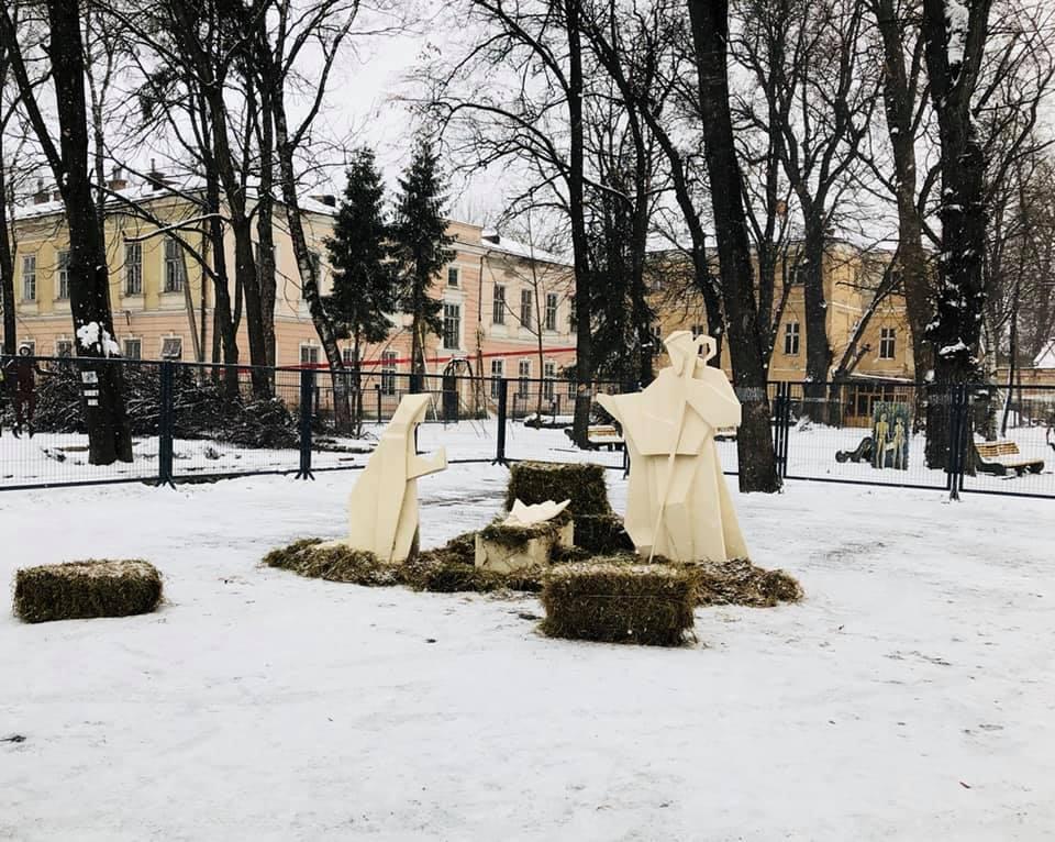 """Результат пошуку зображень за запитом """"Франківців  запрошують колядувати у Палац Потоцьких"""""""