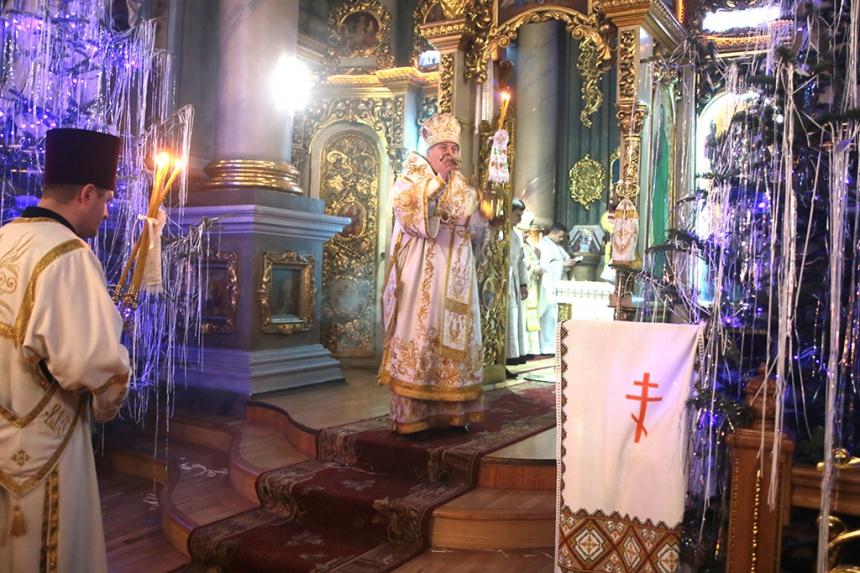 Митрополит Галицький Кир Андрій відзначив 70-літній ювілей (фоторепортаж)