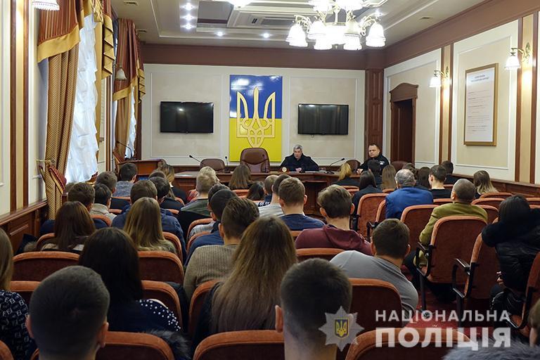 Студенти-юристи та курсанти практикуватимуться в підрозділах прикарпатської поліції