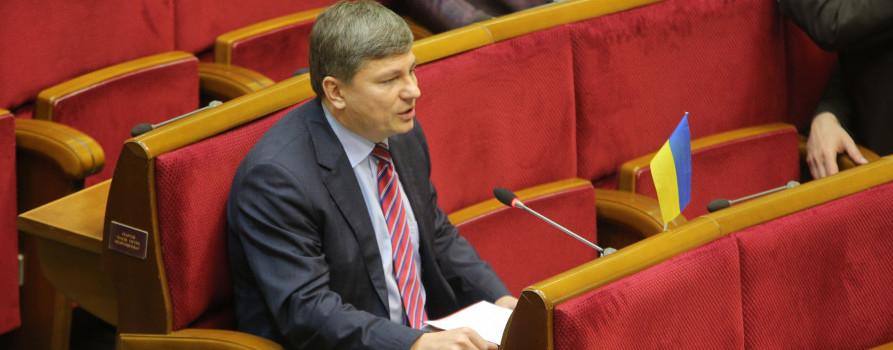 Артур Герасимов: мільйони українців об'єдналися довкола ідеї майбутнього членства України в ЄС та НАТО