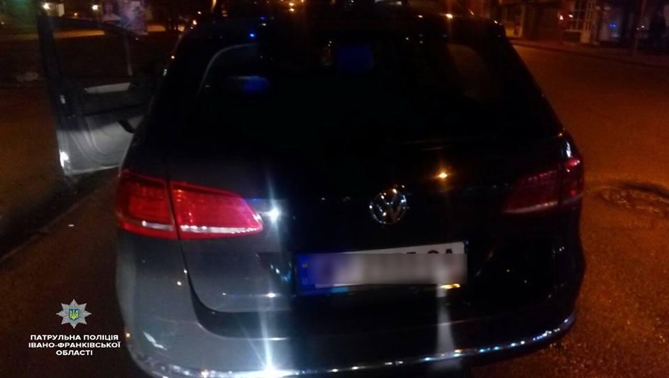 На «Позитроні» зупинили водія з рекордними показником алкоголю: вказаного чоловіка суд перед цим позбавив права керувати автомобілем на 10 років (фотофакт)
