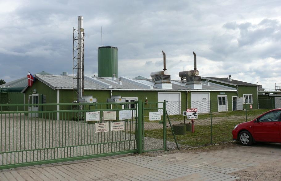 На Рогатинщині планують побудувати біогазовий завод