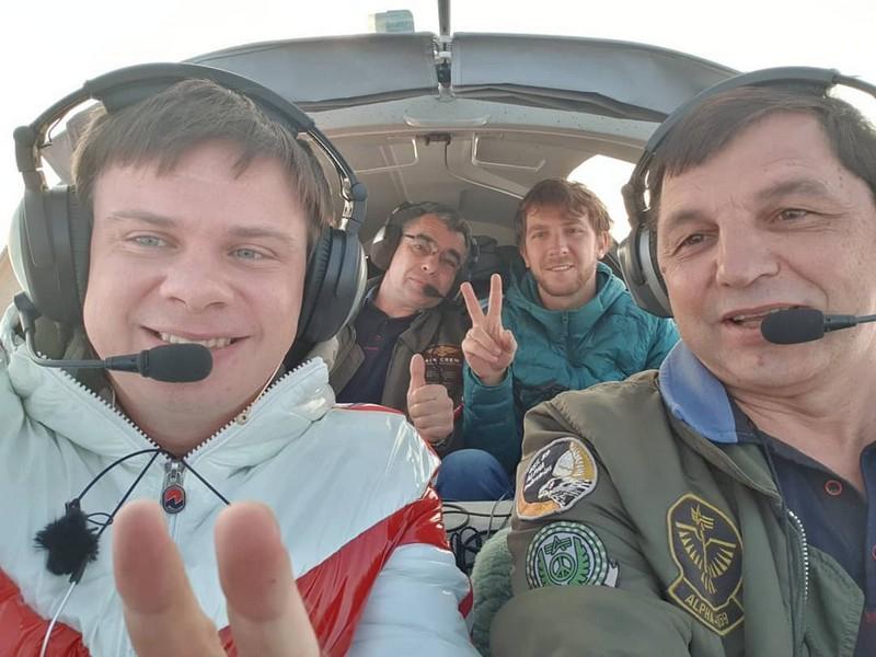 Дмитро Комаров про винищені Карпати: Просто жахіття якесь! (відеофакт)