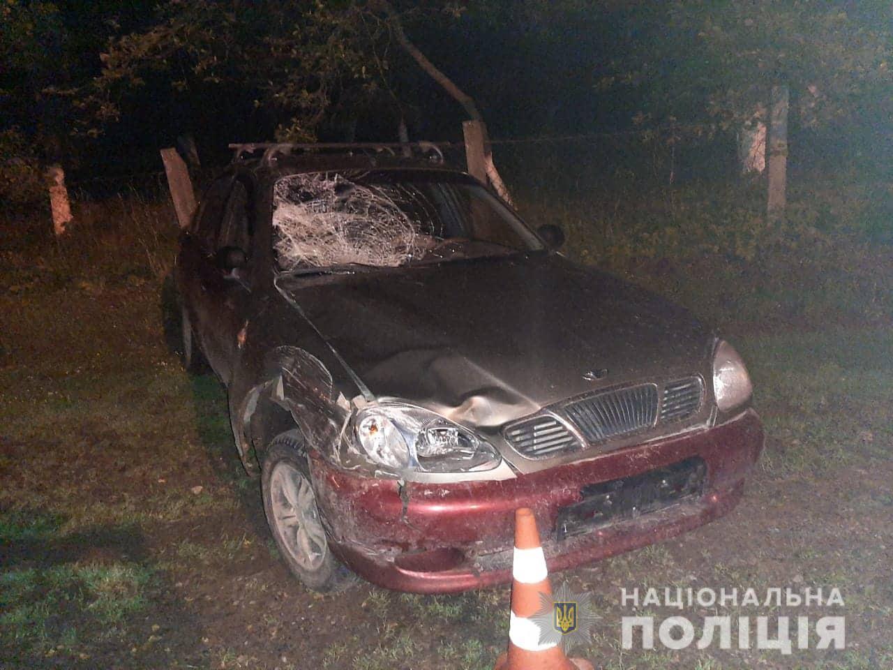 Водій, який вчинив смертельну ДТП на Долинщині, був нетверезим