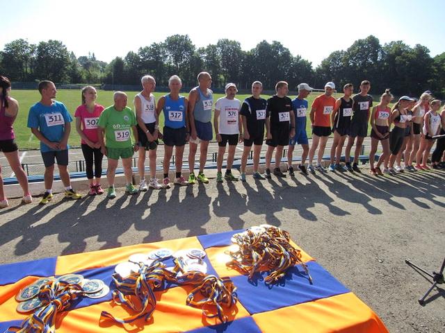 Понад 100 учасників зібрав традиційний на Тисмениччині спортивний турнір (фоторепортаж)